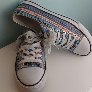 Ellemenno multicolor tennis shoes